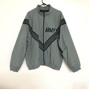 US ARMY Military Jacket Windbreaker